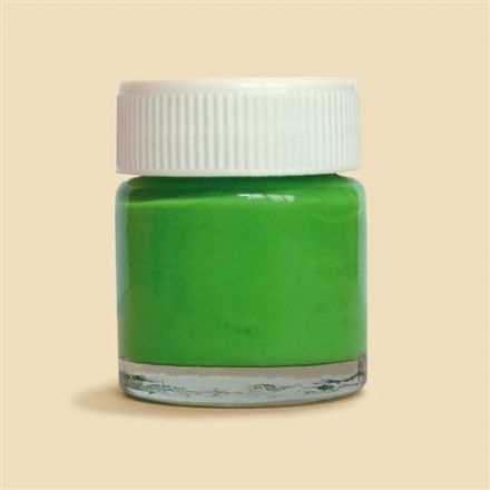 Candle Paint - Green